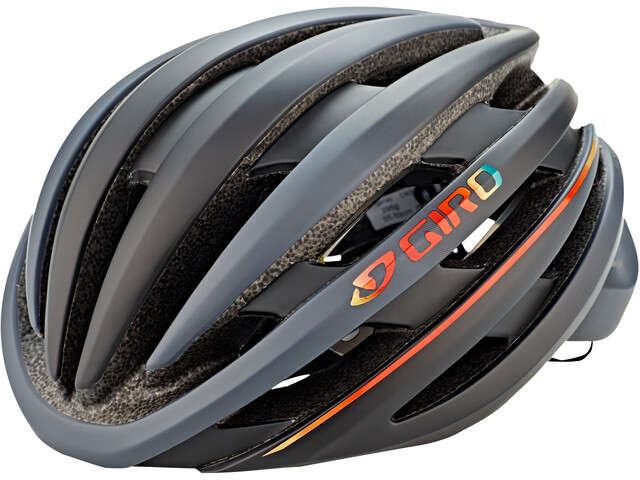 Giro Cinder MIPS Helmet matte grey/firechrome